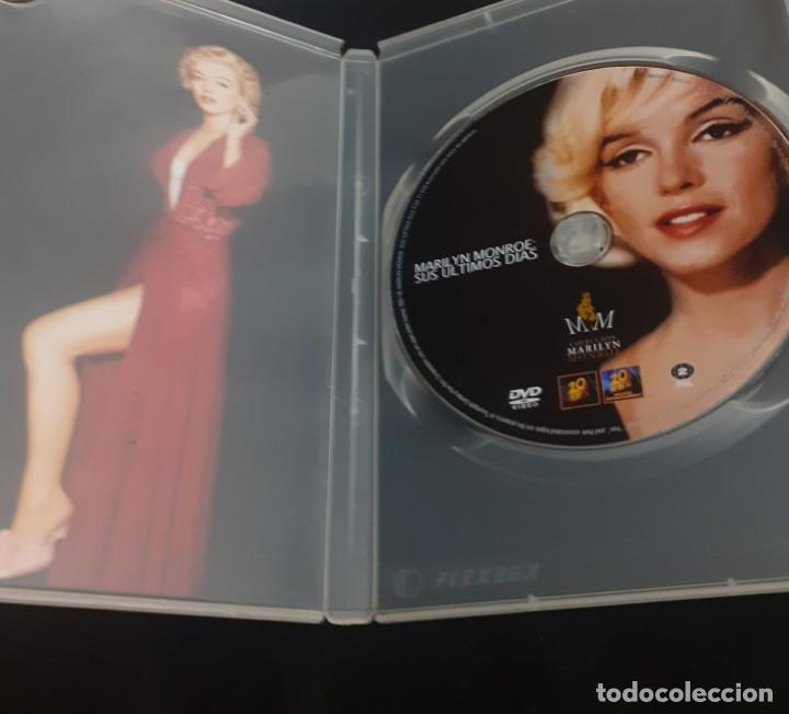 Cine: DVD documental Mariyin Monroe sus ultomos dias - Foto 2 - 219114718