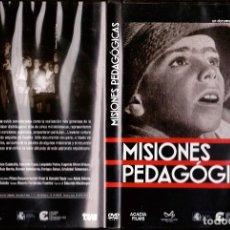 Cine: MISIONES PEDAGÓGICAS. SEGUNDA REPÚBLICA. Lote 219737563
