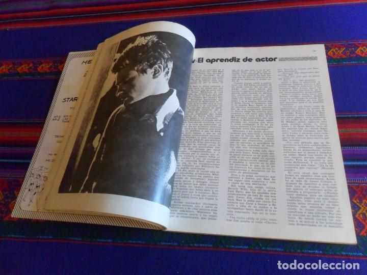 Cine: JAMES DEAN INÉDITO CON POSTAL. PRODUCCIONES EDITORIALES 1976. RÚSTICA 94 PÁGINAS. - Foto 5 - 220714040