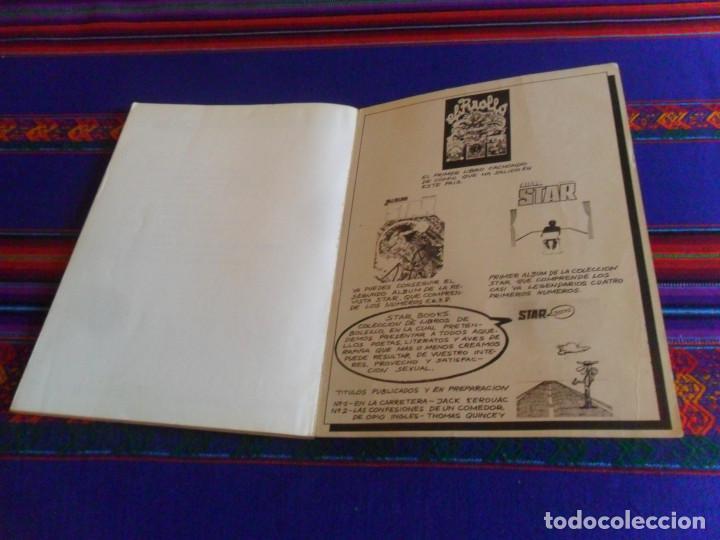 Cine: JAMES DEAN INÉDITO CON POSTAL. PRODUCCIONES EDITORIALES 1976. RÚSTICA 94 PÁGINAS. - Foto 9 - 220714040