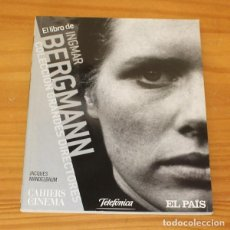 Cine: COLECCION GRANDES DIRECTORES 11 EL LIBRO DE INGMAR BERGMANN, JACQUES MANDELBAUM. EL PAIS. Lote 221860251
