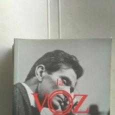 Cine: PASOLINI. LA VOZ DE PASOLINI. FUNDACIÓN LUIS SEOANE. 2011. Lote 222503081