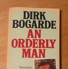 Cinéma: DIRK BOGARDE · AN ORDERLY MAN · TRIAD GRAFTON BOOKS, 1988 AUTOBIOGRAPHY. Lote 223278261