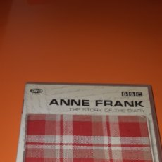 Cine: DVD ANNE FRANK THE STORY OF THE DIARY. Lote 223848366