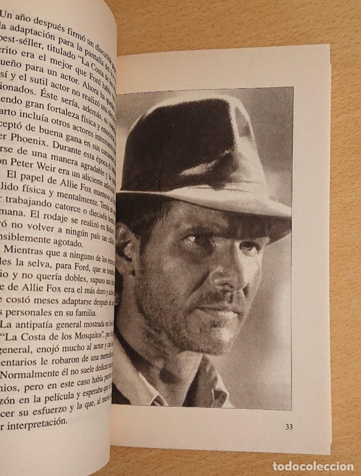 Cine: HARRISON FORD · Agustí de Miguel · Edimat Libros 1998 - Foto 2 - 224043876