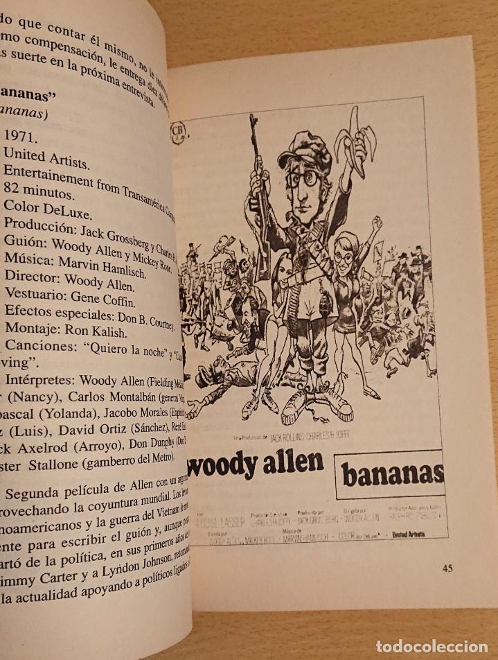 Cine: WOODY ALLEN · P de Agustí · Edimat Libros 1998 - Foto 2 - 224044285