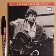 Cine: ROMAN POLANSKI · LOS COLOSOS DEL CINE · DOMINIQUE AVRON. Lote 224051101
