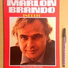 Cine: MARLON BRANDO · INÉDITO. Lote 227028570