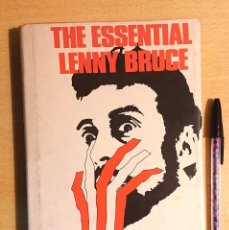 Cinéma: THE ESSENTIAL LENNY BRUCE · EDITED BY JOHN COHEN · BELL PUBLISHING NEW YORK,. Lote 228029525