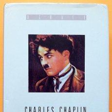 Cinema: MI AUTOBIOGRAFÍA - CHARLES CHAPLIN - DEBATE - 1989 - NUEVO. Lote 228800613