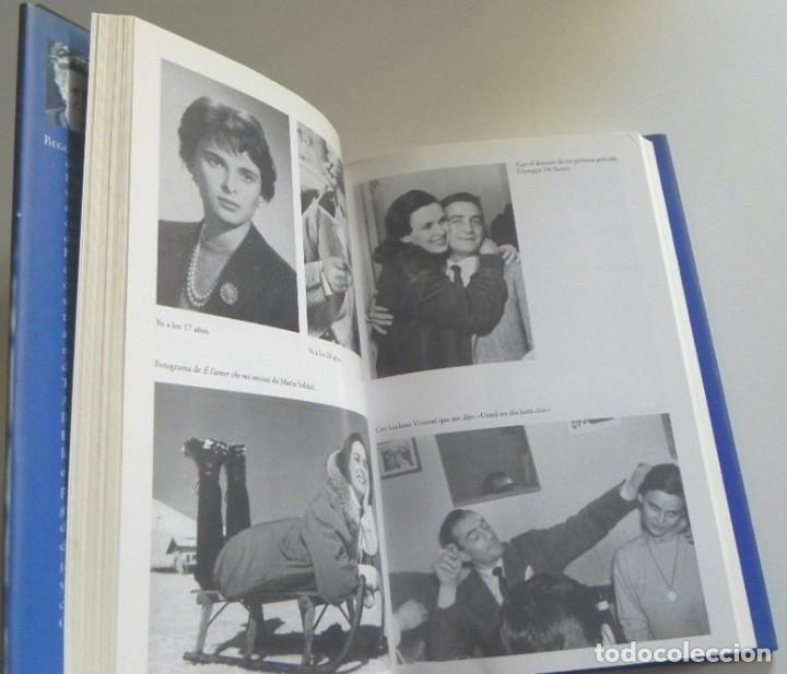 Cine: LUCÍA BOSÉ DIVA DIVINA - BIOGRAFÍA BEGOÑA ARANGUREN - MODELO ACTRIZ DE CINE ITALIANA LIBRO CON FOTOS - Foto 3 - 230269920