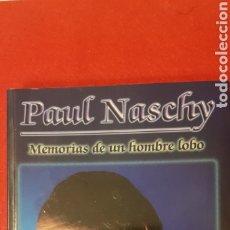 Cine: PAUL NASCHY - MEMORIAS DE UN HOMBRE LOBO. Lote 230419380