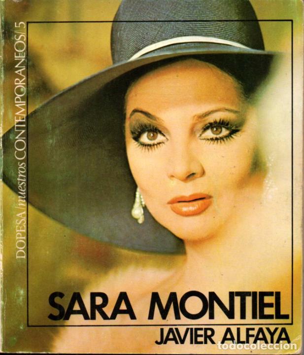 JAVIER ALFAYA : SARA MONTIEL (DOPESA, 1971) (Cine - Biografías)