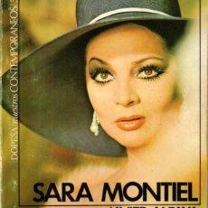 Cine: JAVIER ALFAYA : SARA MONTIEL (DOPESA, 1971). Lote 230958545