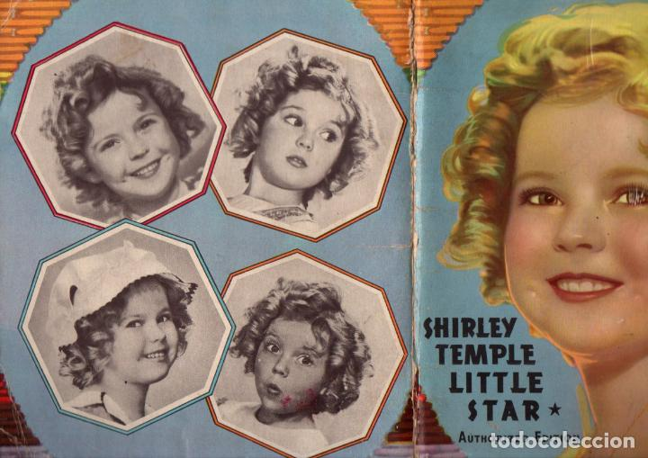 Cine: SHIRLEY TEMPLE LITTLE STAR - HER LIFE IN PICTURES (1936) - Foto 3 - 233010045