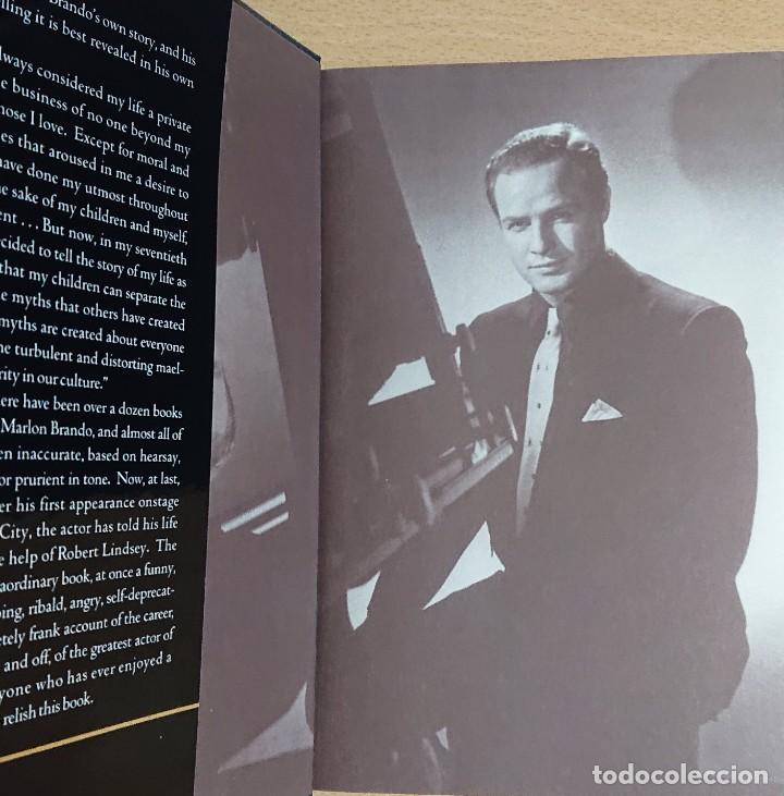 Cine: BRANDO Songs my mother taught Me By Marlon Brando · With Robert Lindsey · Random House New York 1994 - Foto 2 - 234097690