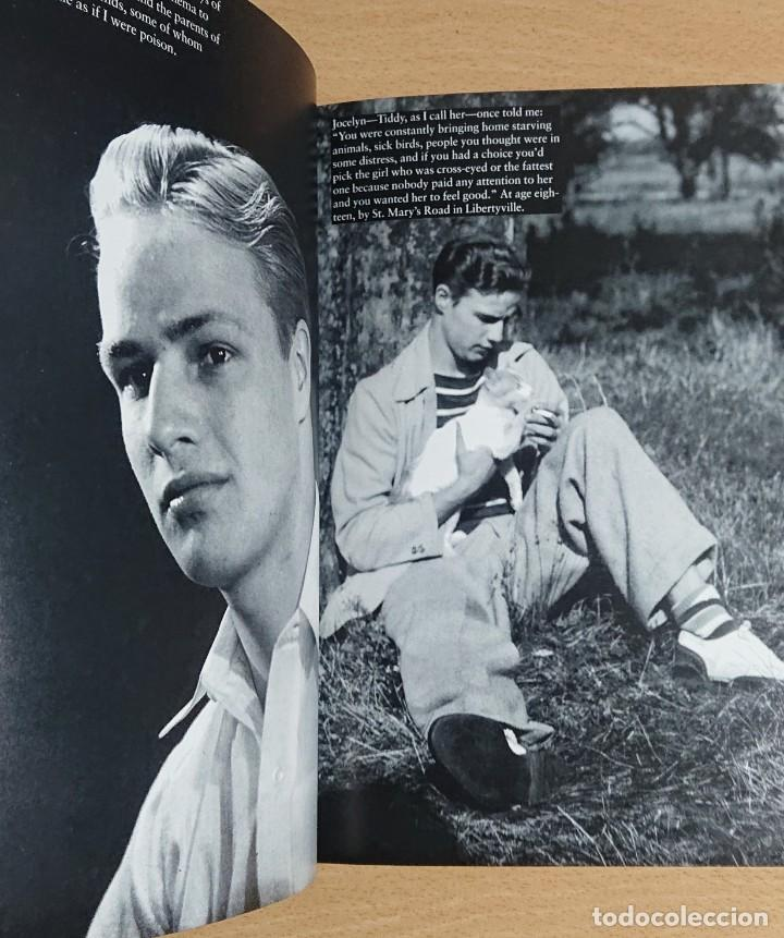 Cine: BRANDO Songs my mother taught Me By Marlon Brando · With Robert Lindsey · Random House New York 1994 - Foto 4 - 234097690