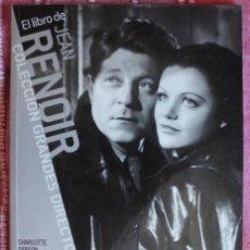 Cine: EL PAIS. COLECCIÓN GRANDES DIRECTORES DE CINE. JEAN RENOIR.. Lote 235030970