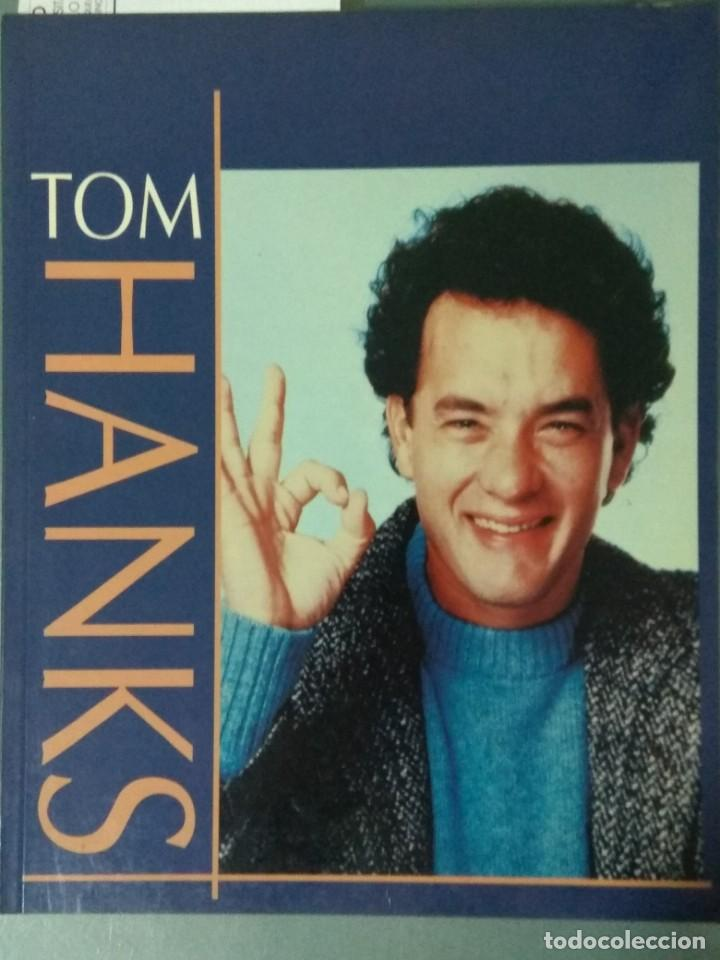 Cine: TOM HANKS RETRATOS. Biogafria del actor por Nieves Bajo Gonzalez - Foto 1 - 235423615