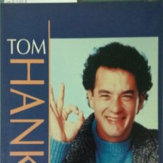Cine: TOM HANKS RETRATOS. BIOGAFRIA DEL ACTOR POR NIEVES BAJO GONZALEZ. Lote 235423615