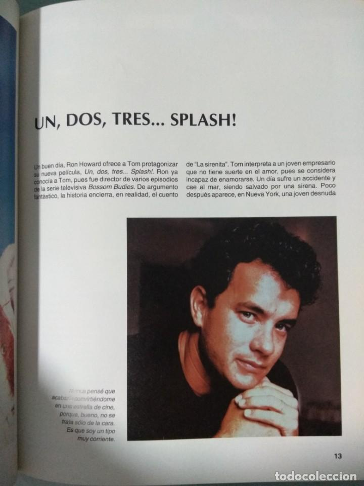 Cine: TOM HANKS RETRATOS. Biogafria del actor por Nieves Bajo Gonzalez - Foto 4 - 235423615