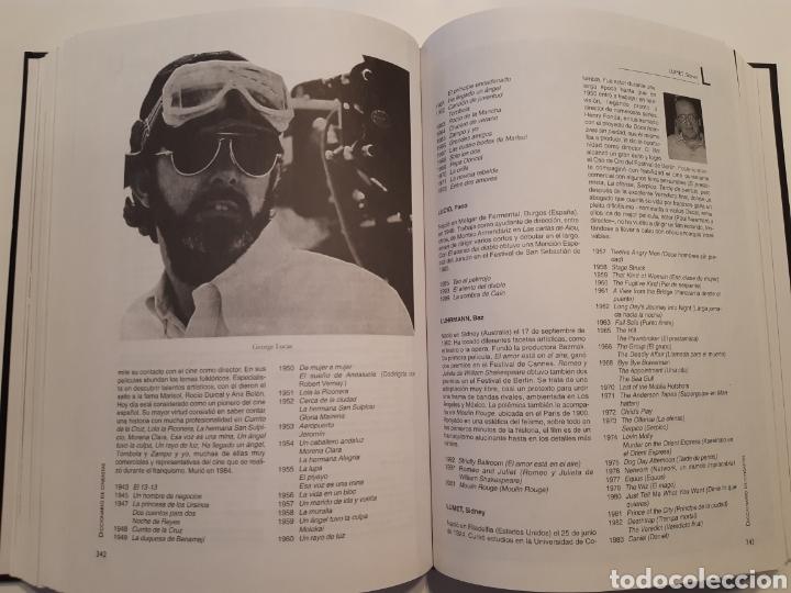 Cine: Diccionario de cineastas. Juan Carlos Rentero - Foto 2 - 235570950