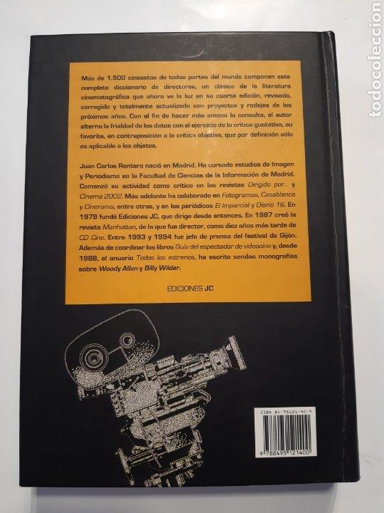 Cine: Diccionario de cineastas. Juan Carlos Rentero - Foto 3 - 235570950