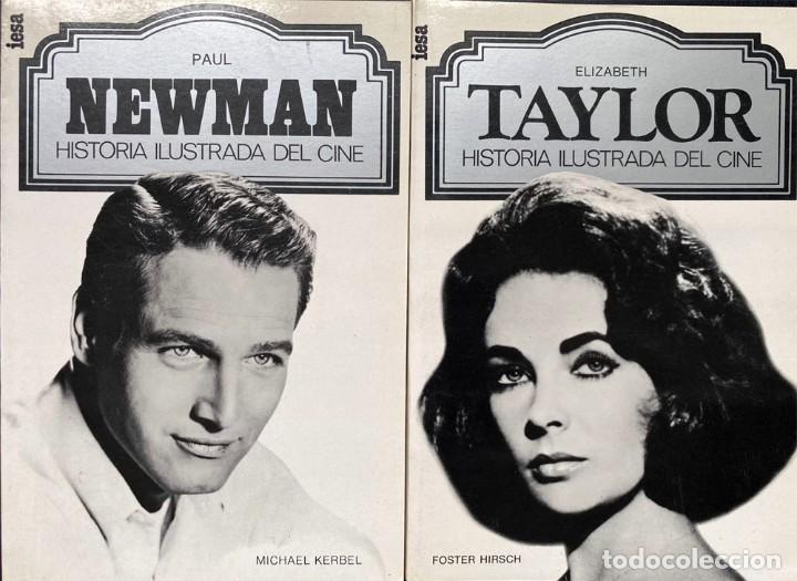 NEWMAN-TAYLOR (Cine - Biografías)