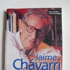 Cine: JAIME CHÁVARRI. VIVIR RODANDO.- ROSA ALVÁREZ, A. ROMERO.- SOC. GRAL. DE AUTORES. 1999. Lote 237129305