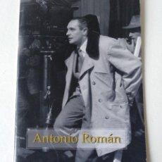 Cine: ANTONIO ROMAN. Lote 238256650