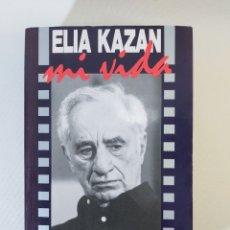 Cinema: LIBRO ELIA KAZAN MI VIDA. Lote 239537485