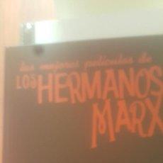 Cine: LOS HERMANOS MARX. Lote 241260310