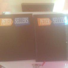 Cine: PETER SELLERS DOS TOMOS. Lote 241263200