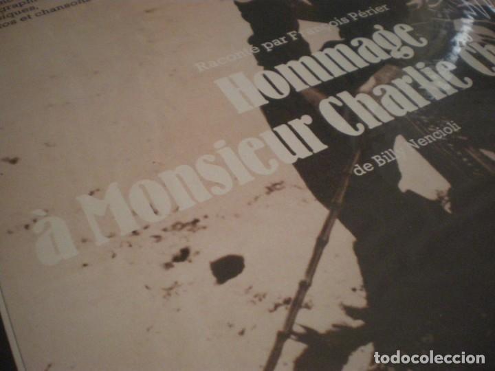 Cine: LP CHARLIE CHAPLIN EN VERSION FRANCESA VINILO USADO - Foto 4 - 241684160
