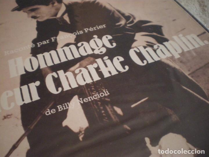 Cine: LP CHARLIE CHAPLIN EN VERSION FRANCESA VINILO USADO - Foto 5 - 241684160