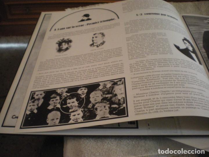 Cine: LP CHARLIE CHAPLIN EN VERSION FRANCESA VINILO USADO - Foto 14 - 241684160