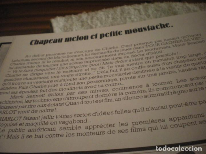 Cine: LP CHARLIE CHAPLIN EN VERSION FRANCESA VINILO USADO - Foto 21 - 241684160