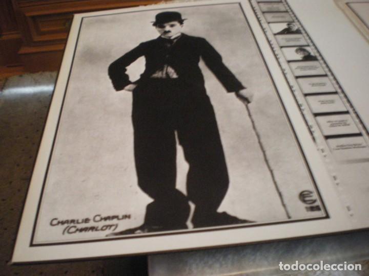 Cine: LP CHARLIE CHAPLIN EN VERSION FRANCESA VINILO USADO - Foto 41 - 241684160