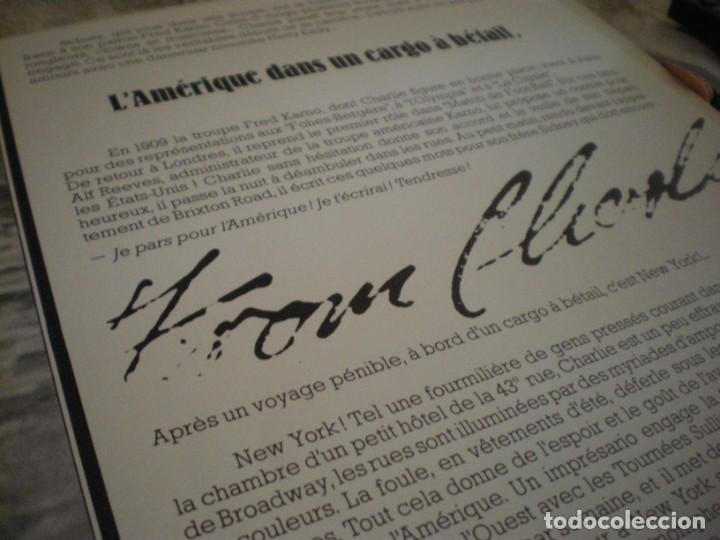 Cine: LP CHARLIE CHAPLIN EN VERSION FRANCESA VINILO USADO - Foto 48 - 241684160