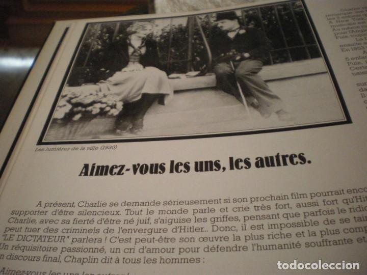 Cine: LP CHARLIE CHAPLIN EN VERSION FRANCESA VINILO USADO - Foto 58 - 241684160