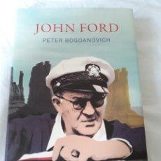 Cinema: JOHN FORD PETER BOGDANOVICH. Lote 241741715