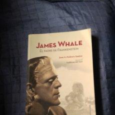 Cine: JAMES WHALE-EL PADRE DE FRANKENSTEIN. Lote 242985260