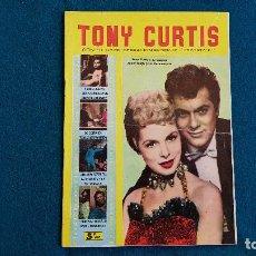 Cine: REVISTA DE CINE LA VIDA DE TONY CURTIS CON FOTOS DE PELICULAS(1958) - RW. Lote 245294250