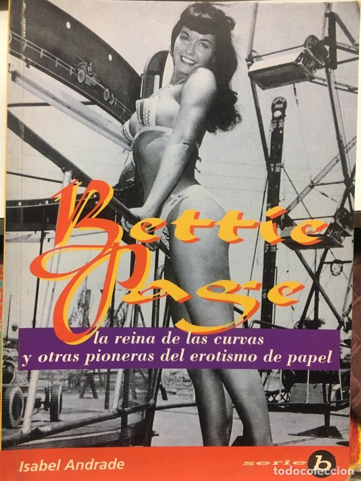 BETTIE PAGE (ISABEL ANDRADE ) (Cine - Biografías)