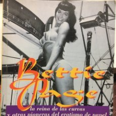 Cine: BETTIE PAGE (ISABEL ANDRADE ). Lote 245350130
