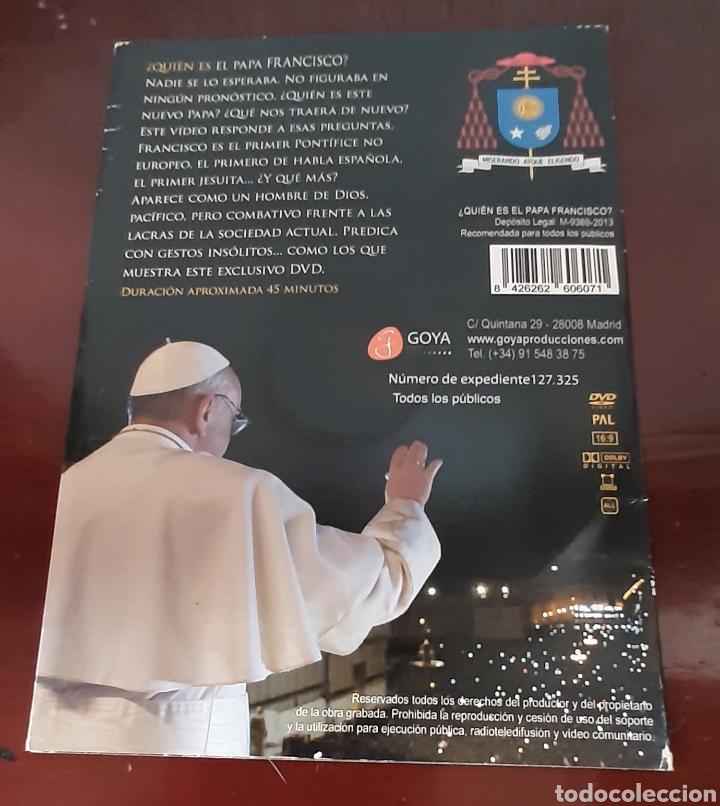 Cine: Papa Francisco DVD - Foto 3 - 247595165