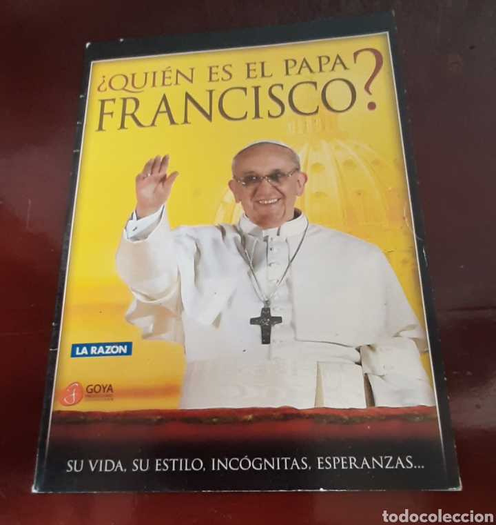 PAPA FRANCISCO DVD (Cine - Biografías)
