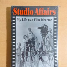 Cinema: STUDIO AFFAIRS · MY LIFE AS A FILM DIRECTOR · BY VINCENT SERMAN · NEW · NUEVO · CON PRECINTO. Lote 253808495