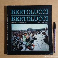 Cine: BERTOLUCCI BY BERTOLUCCI · PLEXUS, LONDON, 1987. Lote 253897195