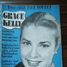 Cine: UNA VIDA, UNA NOVELA. GRACE KELLY Nº 14. Lote 254055005